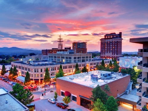 14 photos that show why Asheville, North Carolina, was just named America's hottest new travel destination