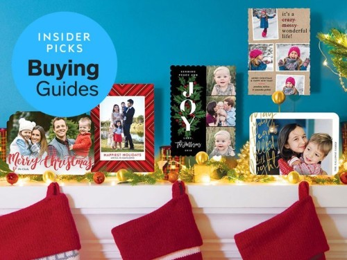 The best places to buy holiday cards online - Business Insider