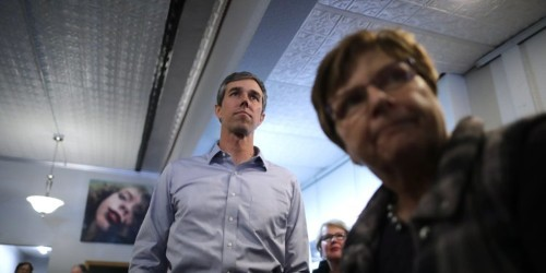 Beto O'Rourke announces massive $6.1 million fundraising haul in first day of campaign, dwarfing the rest of the 2020 field