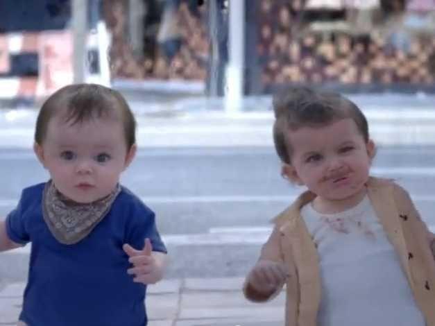 Evian's Babies, The Most Successful Viral Ad Campaign Of All Time, Roll Again
