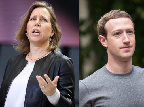 Facebook and YouTube CEOs can help fix the gun violence problem