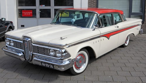 4 lessons from the failure of the Ford Edsel, one of Bill Gates' favorite case studies