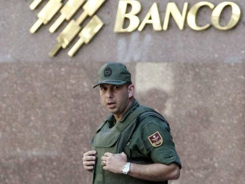 Venezuela's Central Bank Is Increasingly Disconnected From Reality