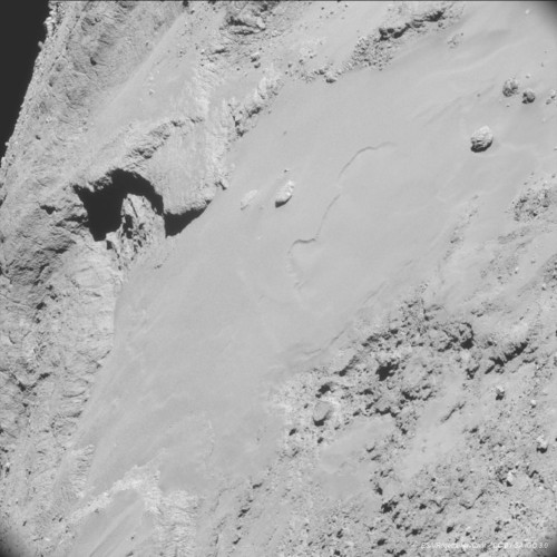 The Rosetta spacecraft and its comet just hit a major milestone