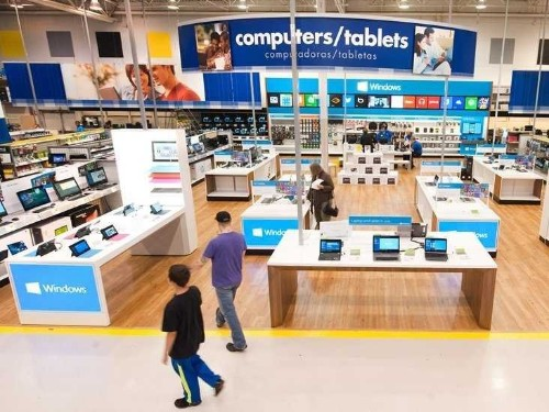 Microsoft Plans To Build 'Windows Stores' Inside Hundreds Of Best Buys