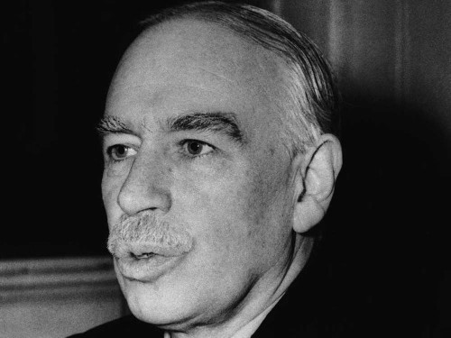 John Maynard Keynes was literally high when he carried out the most important economic negotiations in British history