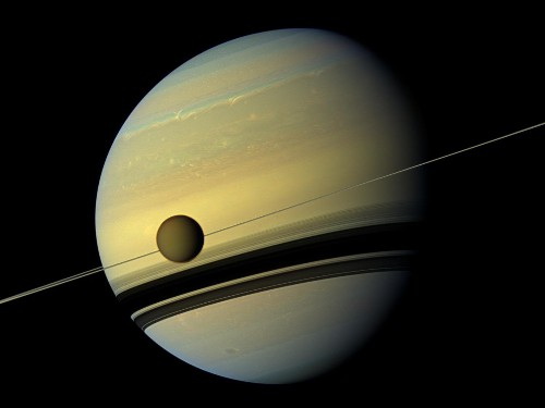 Saturn has more moons than Jupiter after discovery of 20 new moons