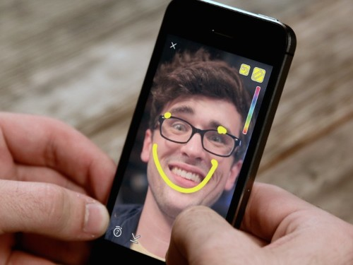 Snapchat users now spend 25 to 30 minutes every day on the app, and it's trying to attract the TV money because of it