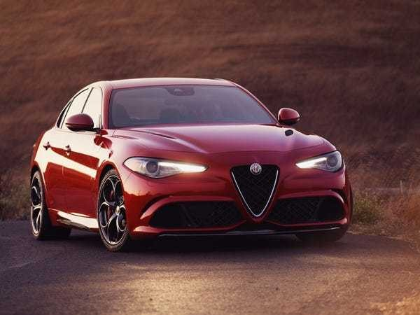 You can now have Italy's answer to the BMW M3 for $72,000 - Business Insider