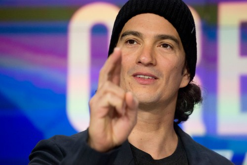 WeWork CEO Adam Neumann's stock gives him 20 votes per share