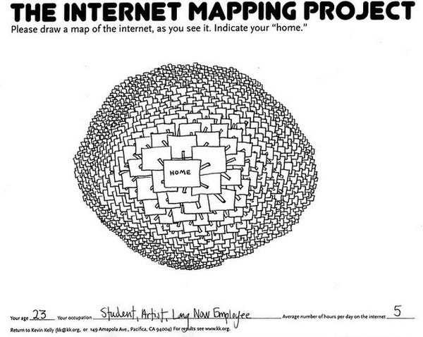 What does the internet 'look' like? 17 pictures that show how people visualize it - Business Insider