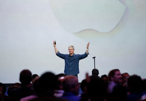 Apple Is Becoming A Very Different Company
