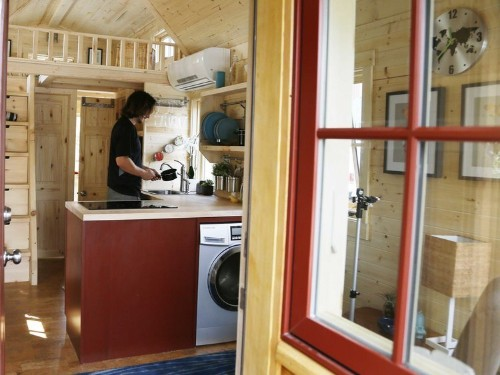 This Tiny House-On-Wheels Is Nicer Than A Lot Of Studio Apartments In Cities