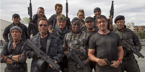Sylvester Stallone Explains Why 'The Expendables 3' Will Be Rated PG-13 Instead Of R