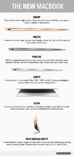 Apple's new MacBook is full of compromises