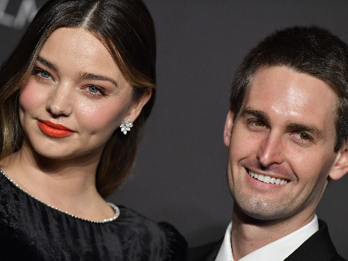 Tech power couples: Bill & Melinda Gates, Evan Spiegel & Miranda Kerr - Business Insider