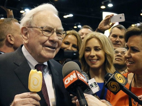Warren Buffett's 23 Most Brilliant Insights About Investing