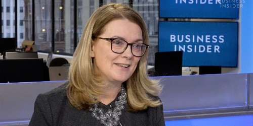 American Express CMO Elizabeth Rutledge talks about importance of talent