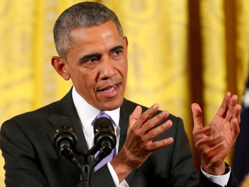 Obama: Iran must play a role in ending Syria's civil war