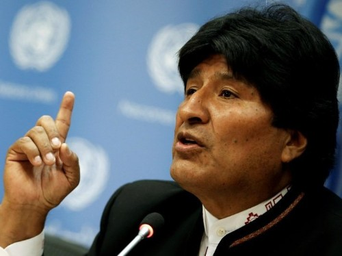 Bolivia opens a military academy to free themselves from US 'imperial oppression'