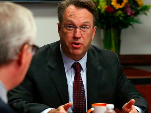 FED'S WILLIAMS: Central banks need to prepare for a world of permanently lower interest rates