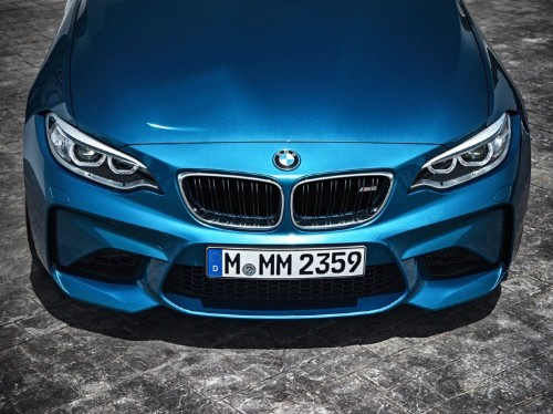 The BMW M2 is the anti-driverless car