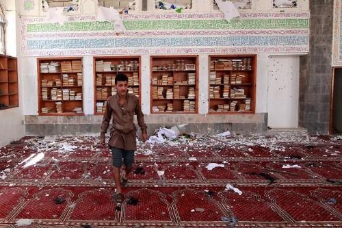 Yemen bombings aim to sow 'chaos', says president