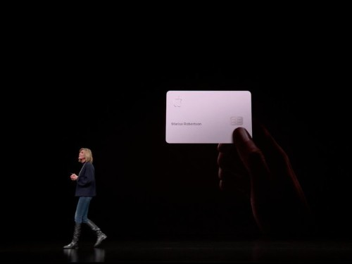 Apple's new Apple Card credit card doesn't have any hidden fees or late-payment charges