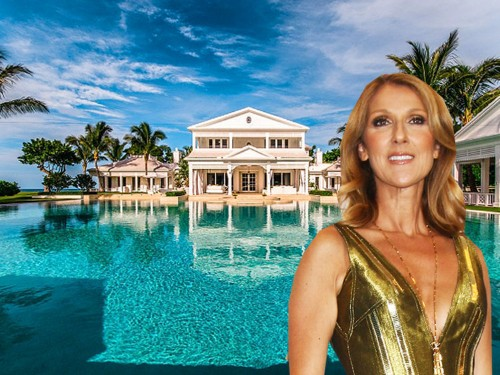 HOUSE OF THE DAY: Celine Dion Is Selling Her Lavish Florida Compound For $72 Million