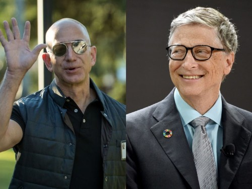 Jeff Bezos and Bill Gates live less than 1 mile from each other — here's where the rest of Seattle's billionaires live