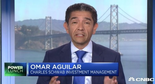 The stock-investing chief overseeing $235 billion at Charles Schwab breaks down his surprisingly bullish call on the market's least favorite sector
