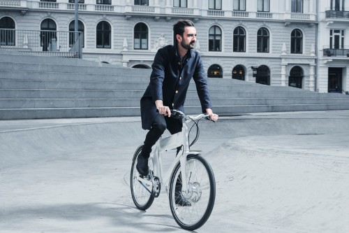 This electric bike could change the way we commute in cities