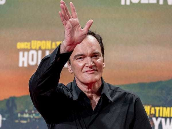 Quentin Tarantino says he will do a mini-series in the future - Business Insider
