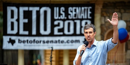 Beto O'Rourke unveils 'war tax' plan to ensure veterans are taken care of when they come home
