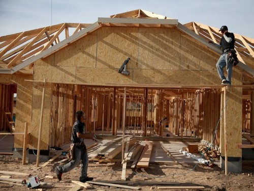 Home builders are about to make a ton of money