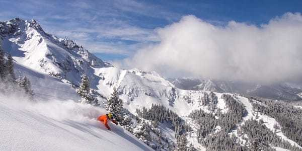 The 25 best ski resorts in America according to skiers and snowboarders - Business Insider