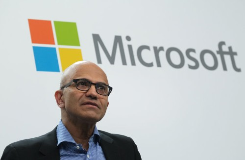 LIVE: Here comes Microsoft's earnings