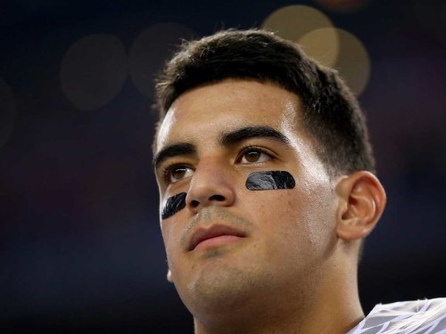 The Tennessee Titans reportedly got an insane trade offer for the No. 2 pick, and they turned it down to take Marcus Mariota
