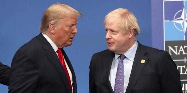 US, UK dominated by political minority out of step on Brexit, Trump - Business Insider