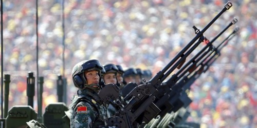 Here's how China plans to beat the US Air Force without ever firing a shot