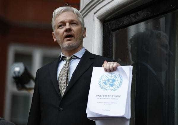 WikiLeaks publishes more secret CIA tools after the US threatens criminal charges - Business Insider