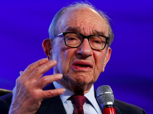 ALAN GREENSPAN: 'The eurozone is not working'