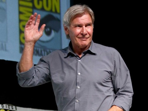 Why Harrison Ford Has Complete Faith In J.J. Abrams Reviving 'Star Wars'