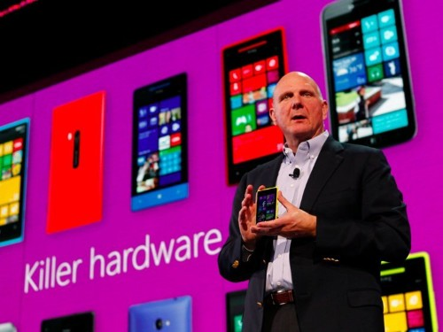 Microsoft's most popular phone is nearly 3 years old