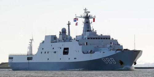 One of the US's close allies just signed up to buy a Chinese warship