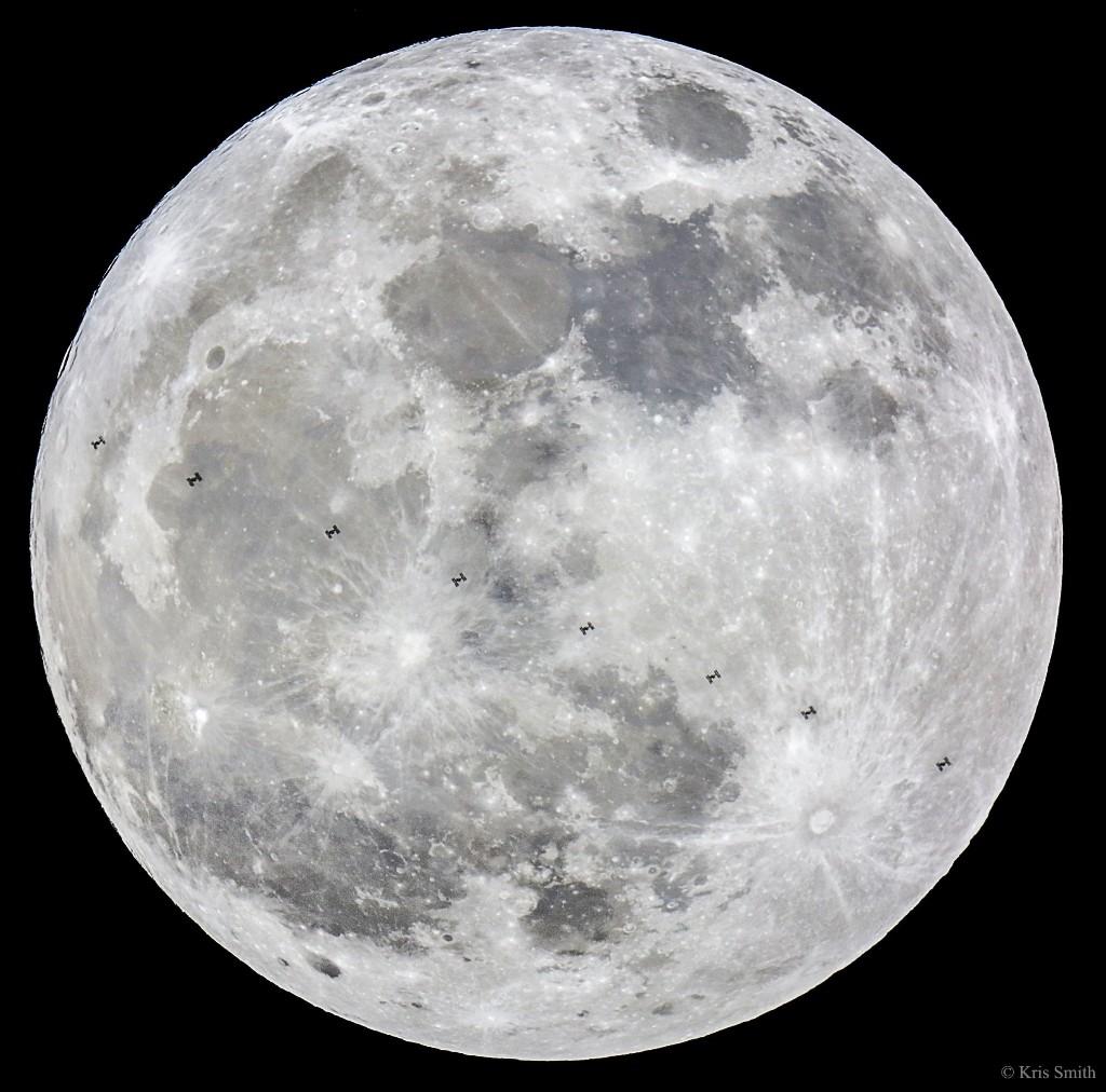 Moon - Magazine cover