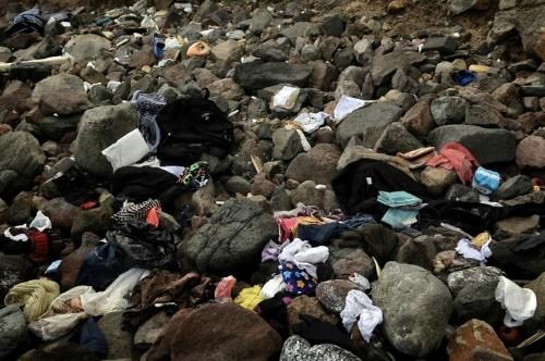 German asylum talks falter as 15 more migrants drown off Greece