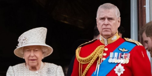 Prince Andrew says he's 'appalled' by Jeffrey Epstein sex abuse claims