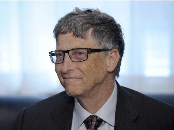 Bill Gates pushes for CRISPR gene editing to end diseases, feed people - Business Insider