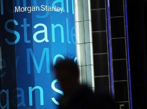 Morgan Stanley smashes earnings estimates